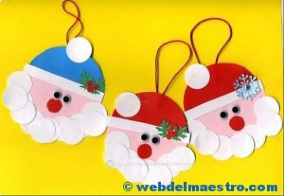 Manualidades de navidad iii web del maestro - Manualidades para navidades faciles ...