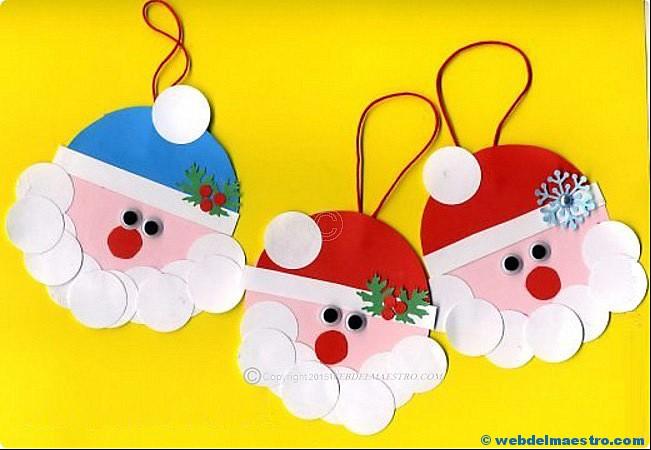 Manualidades de navidad iii web del maestro - Trabajos manuales de navidad para ninos ...