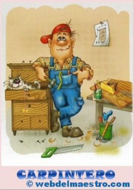 Oficios-carpintero