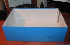 Acuario de papel-paso 1