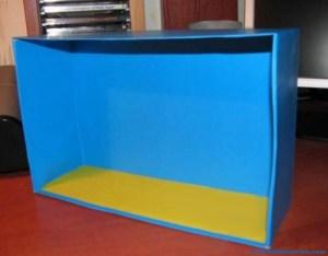 Acuario de papel-paso 2