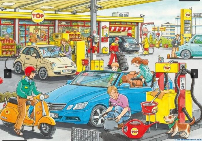 Imagen 2- Gasolinera