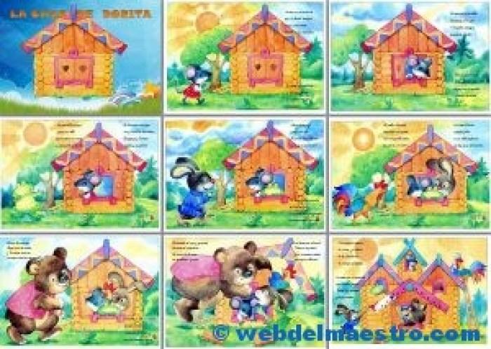 Cuentos infantiles-La casa de Dorita