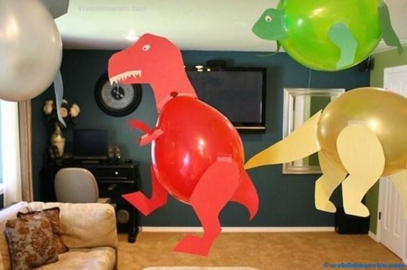 Manualidades faciles- Dinosaurio 3