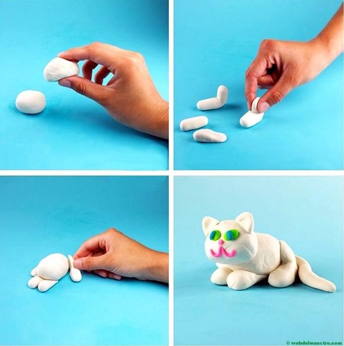 gato-de-plastilina