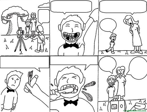 Cómo hacer un cómic - Web del maestro