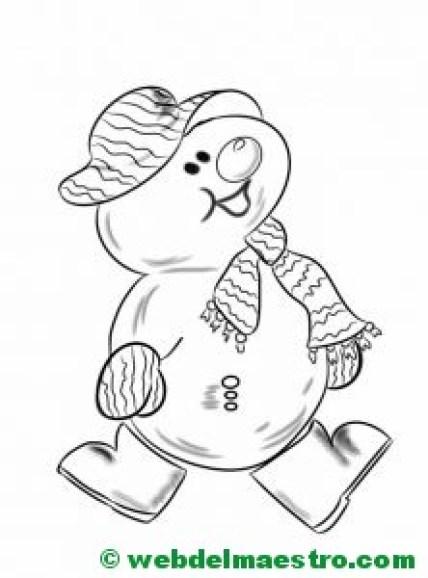 muñeco de nieve-3-