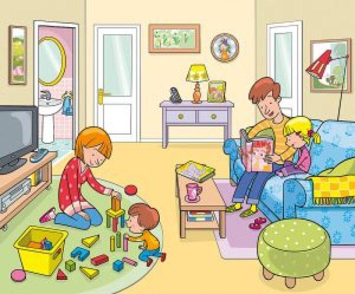 Imagen 11-El hogar familiar