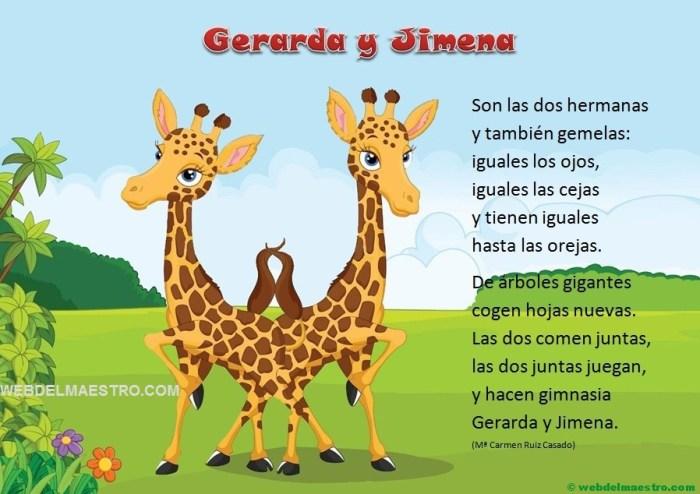 Lecturas infantiles-letras g, j-