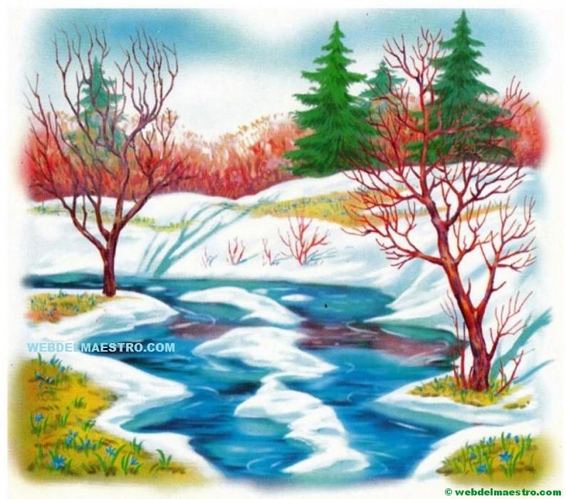 Los fenmenos naturales ilustrados con dibujos  Web del maestro