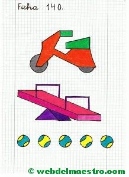 Dibujos en cuadrícula para copiar-Juegos-2