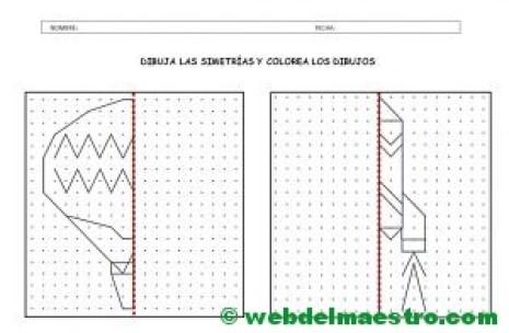 Figuras simetricas-Actividades-2