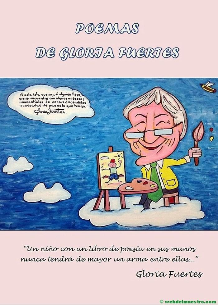 Poemas de Gloria Fuertes para imprimir