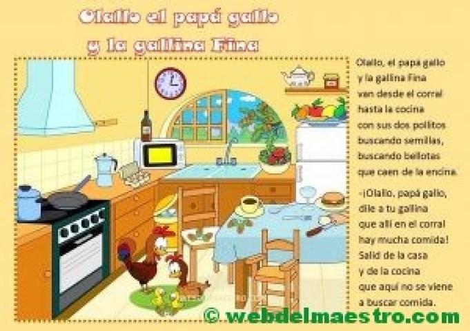 Lecturas infantiles-Sonido LL