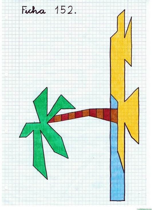 Dibujos sobre la playa- Ficha 6