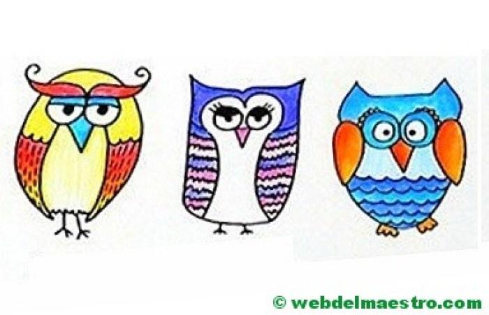 Ejemplos de diseños en color