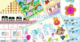 Matematicas para niños de Infantil