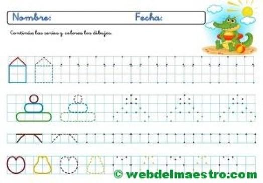 Ejercicios de grafomotricidad para imprimir-12