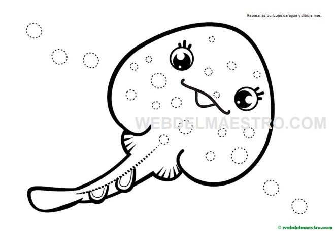 grafomotricidad trazo circular-