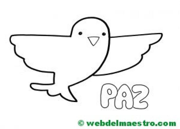 paloma- de la paz-