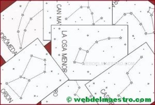 las constelaciones para niños-