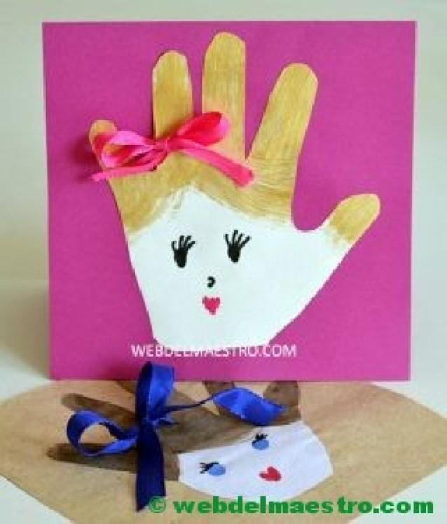 regalos para mama-mano con lacito
