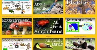 VIDEOS DE CIENCIAS NATURALES EN INGLES