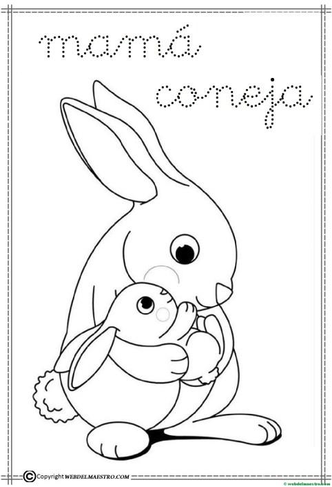 9-mamá coneja