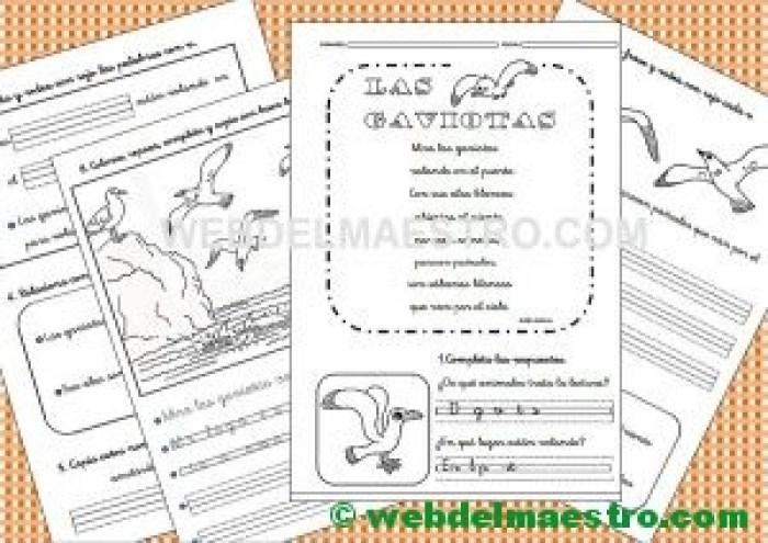 Lectoescritura-letra v-cursiva