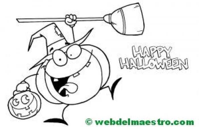Calabaza de Halloween-10