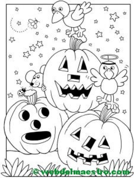 Calabaza de Halloween-9