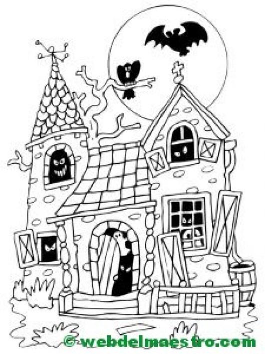 Casas de Halloween-1