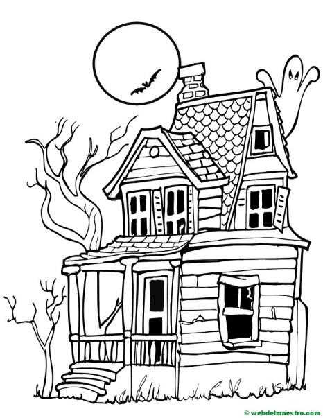 Casas de Halloween-5