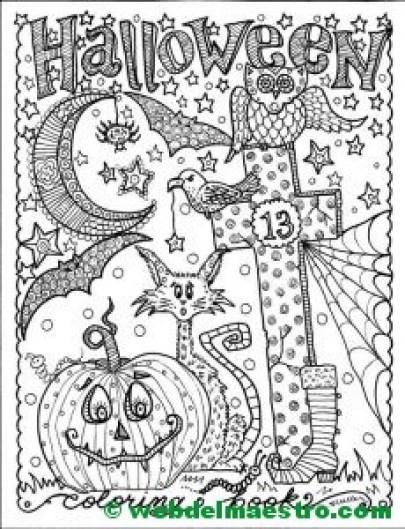 Dibujo de halloween-9