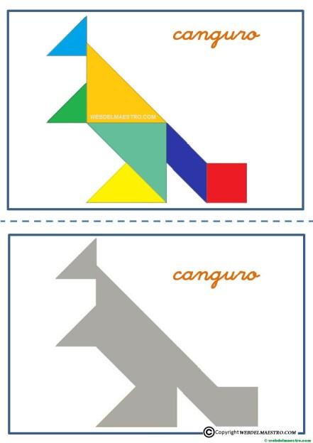 tangram-canguro