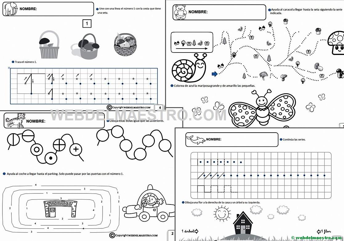 Dibujos De 2019 Web Del Maestro: Dibujos De Matematicas Para Imprimir