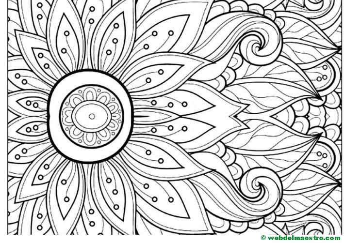 Dibujos De 2019 Web Del Maestro: Láminas Para Colorear