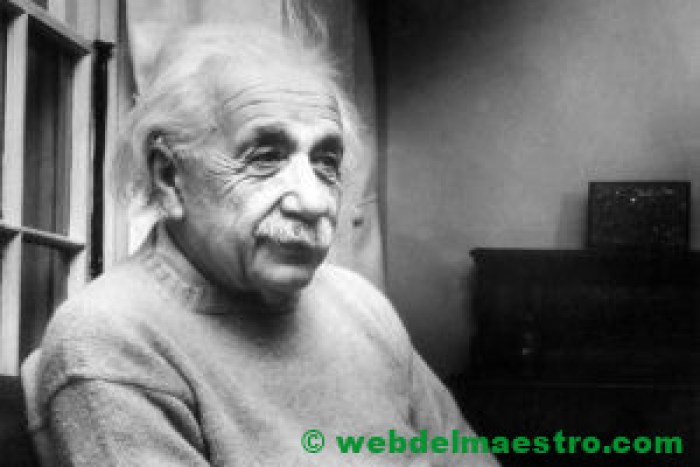 Albert Einstein adulto