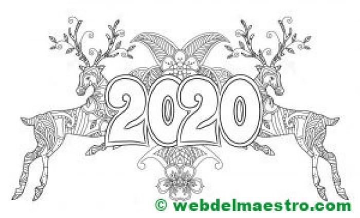 20. Dibujo de 2020--