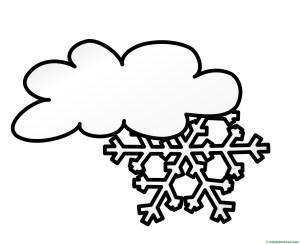 Copo de nieve 16