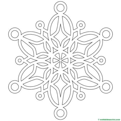 Copos de nieve-11