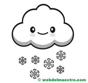 Copos de nieve 15