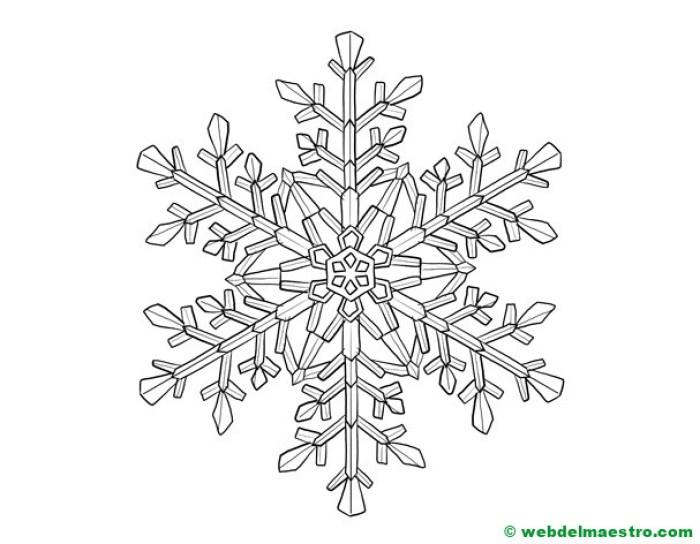 Copos de nieve-5