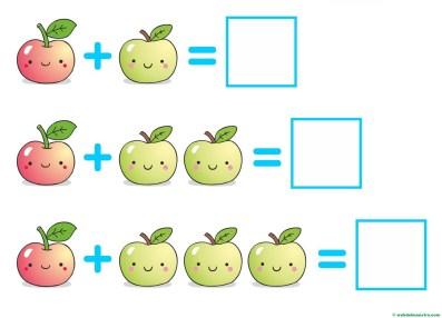Cartel aprender a sumar-1