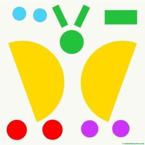 mariposa- figuras