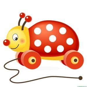 mariquita-juguete
