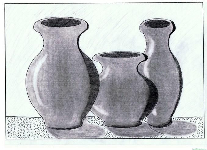 Dibujos sencillos hechos a lapiz