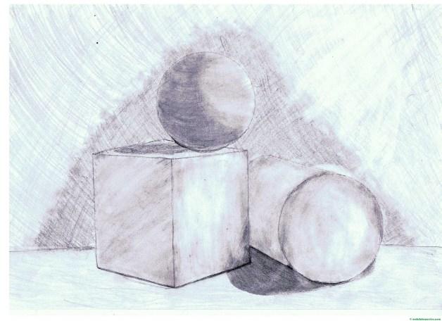 dibujos sencillos a lápiz