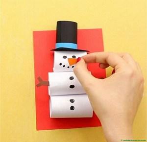Muñeco de nieve-Procedimiento-5