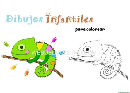 Dibujos para colorear para niños